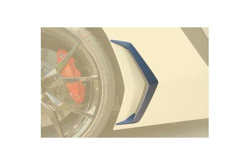Mansory Boczne wyloty powietrza Aventador