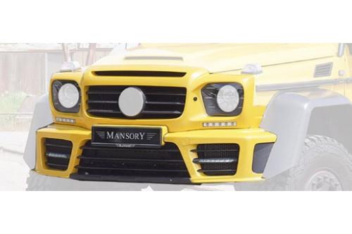 Mansory Pas przedni Gronos G 6x6 W463