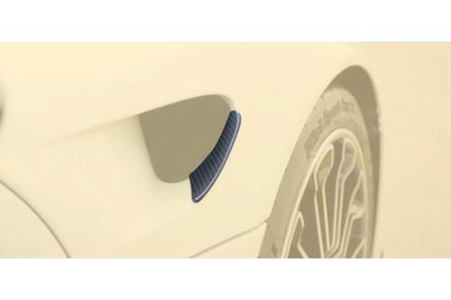 Mansory Wloty powietrza w masce 918 Spyder