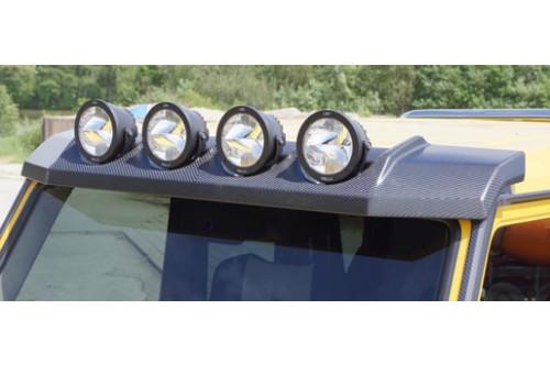 Mansory Oświetlenie dachowe G 4x4 W463