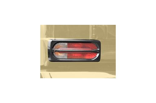 Mansory Obudowy tylnych świateł G 6x6 W463