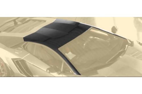 Mansory Dach Aventador Coupe