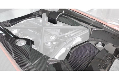 Mansory Osłony silnika Aventador S