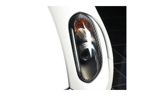 Mansory Obramowanie przednich świateł 599