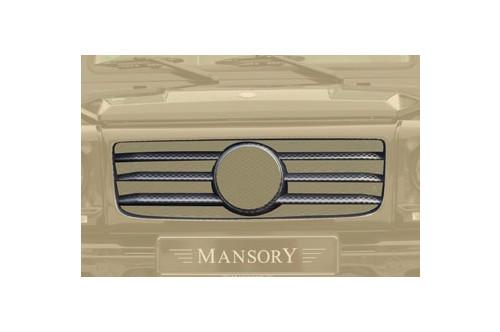 Mansory Grill Gronos G AMG W463