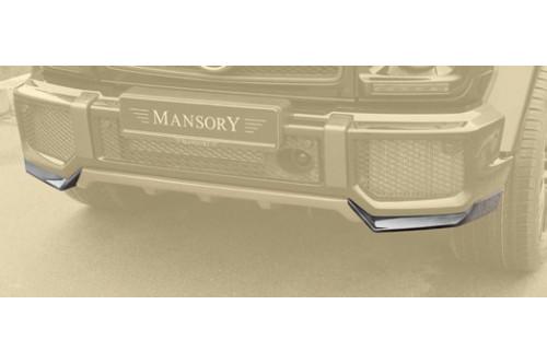 Mansory Przedni spoiler G AMG W463