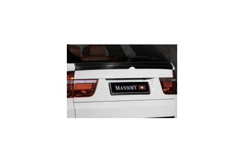 Mansory Tylny spoiler X5 E70