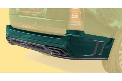 Mansory Tylny zderzak Range Rover 2013