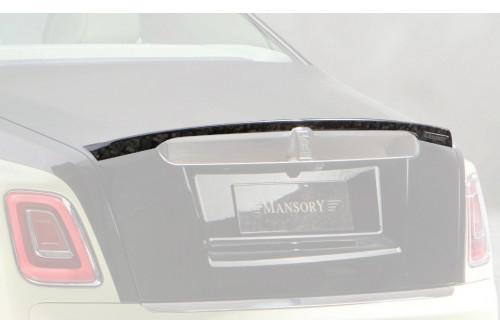 Mansory Tylny spoiler Phantom