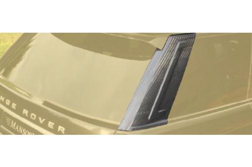 Mansory Słupki D Range Rover 2013