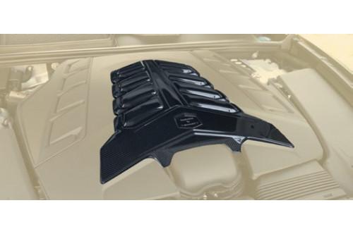 Mansory Pokrywa silnika Bentayga 2020