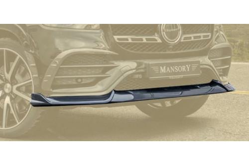 Mansory Przedni spoiler GLS X167