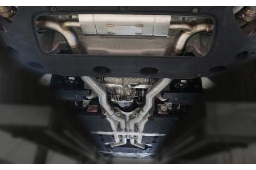 Mansory Sportowy układ wydechowy Phantom