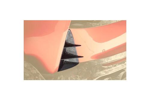 Mansory Tylne wyloty powietrza 812 Superfast