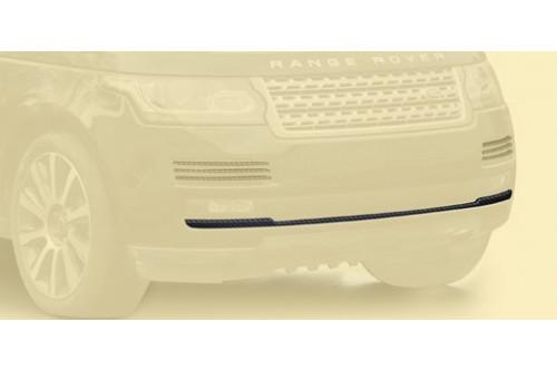 Mansory Przednia listwa Range Rover 2013