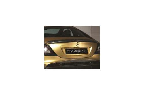 Mansory Tylny spoiler SLR