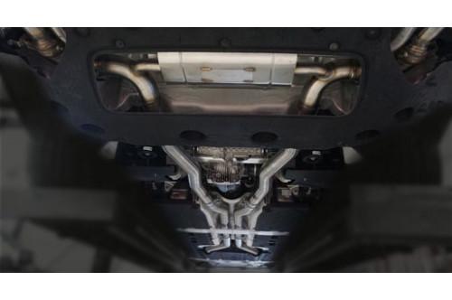 Mansory Sportowy układ wydechowy Cullinan