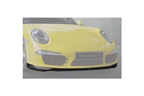 Mansory Przedni spoiler 911 991