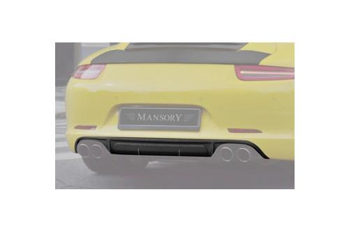 Mansory Dyfuzor 911 991