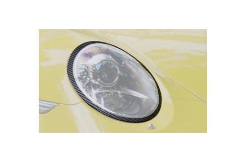 Mansory Obramowanie przednich świateł 911 991