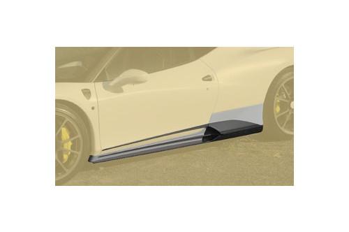 Mansory Progi 458 Italia i Spider
