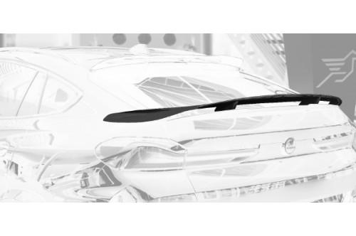 Hamann Tylny spoiler X6 G06