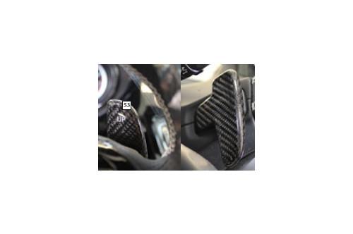 Mansory Manetki biegów CLS 63 AMG C218 i X218