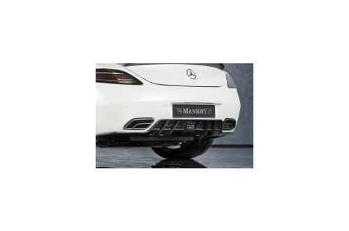 Mansory Dyfuzor SLS AMG