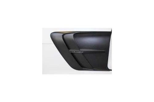 Mansory Wloty powietrza w nadkolach SLS AMG