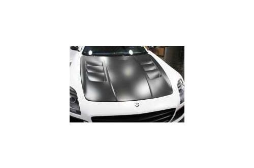 Mansory Maska SLS AMG