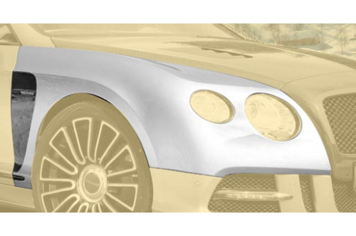 Mansory Przednie nadkola Continental GT, GTC 2012