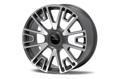 """Mansory Felgi V6 22"""" Range Rover 2013"""