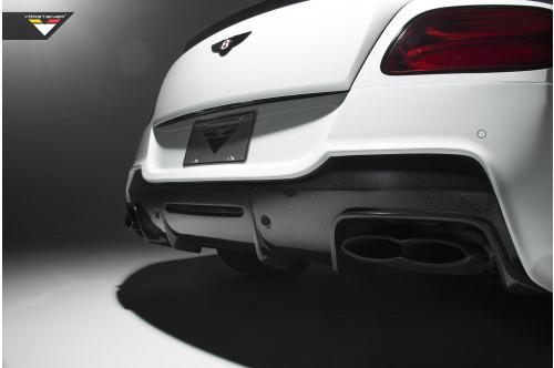 Vorsteiner Dyfuzor Continental GT 2012