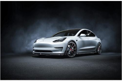 Vorsteiner Przedni spoiler Model 3