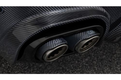 Brabus Sportowy układ wydechowy z klapami GLE 63 AMG Coupe C167