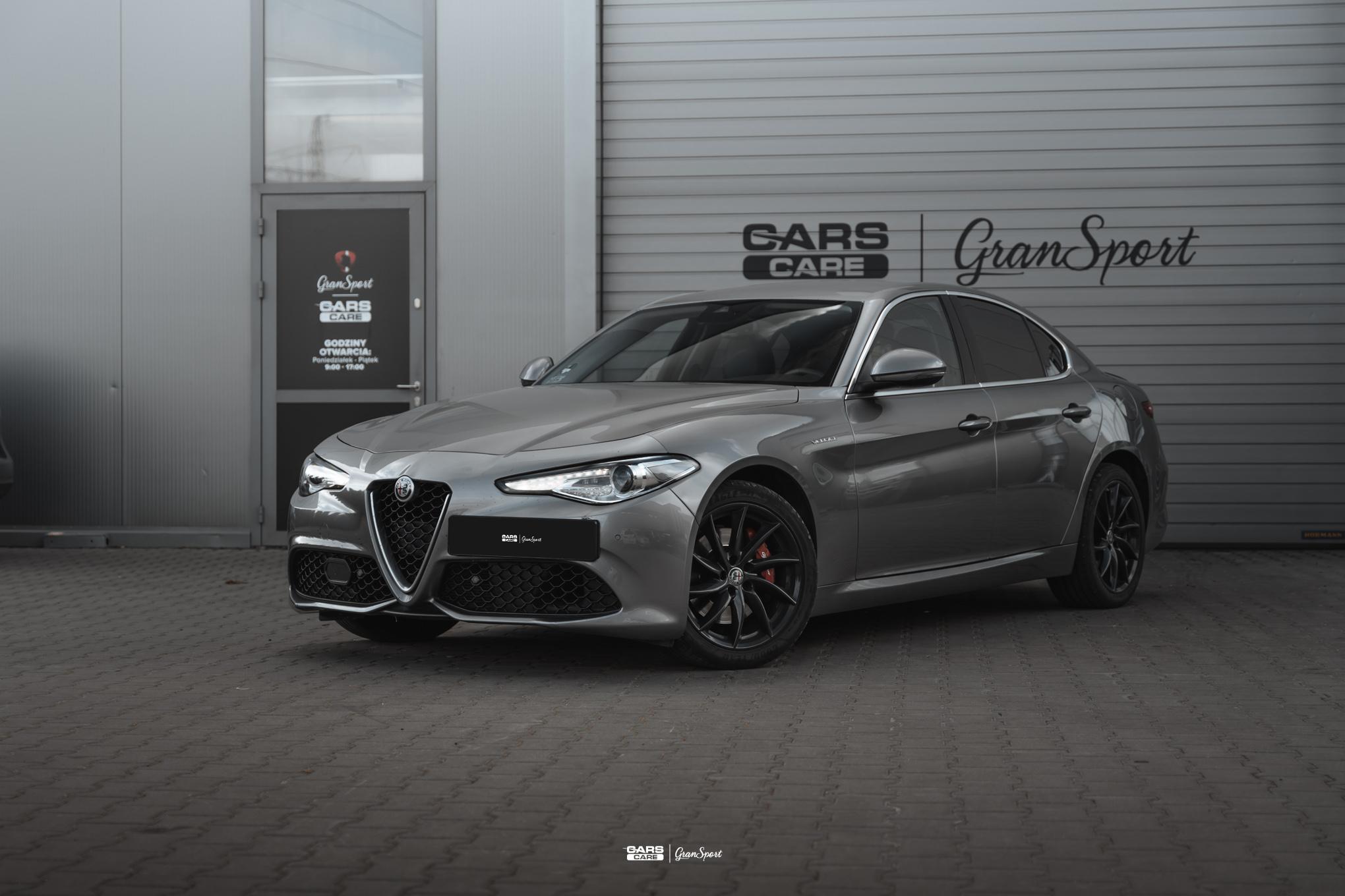 Alfa Romeo Giulia Remus