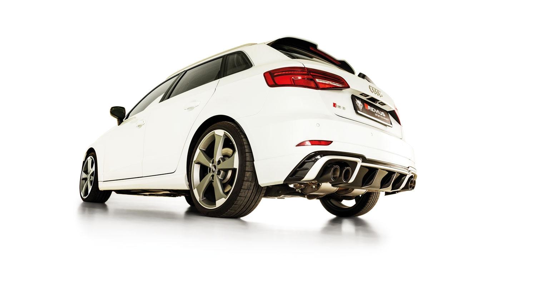 Audi RS3 Remus
