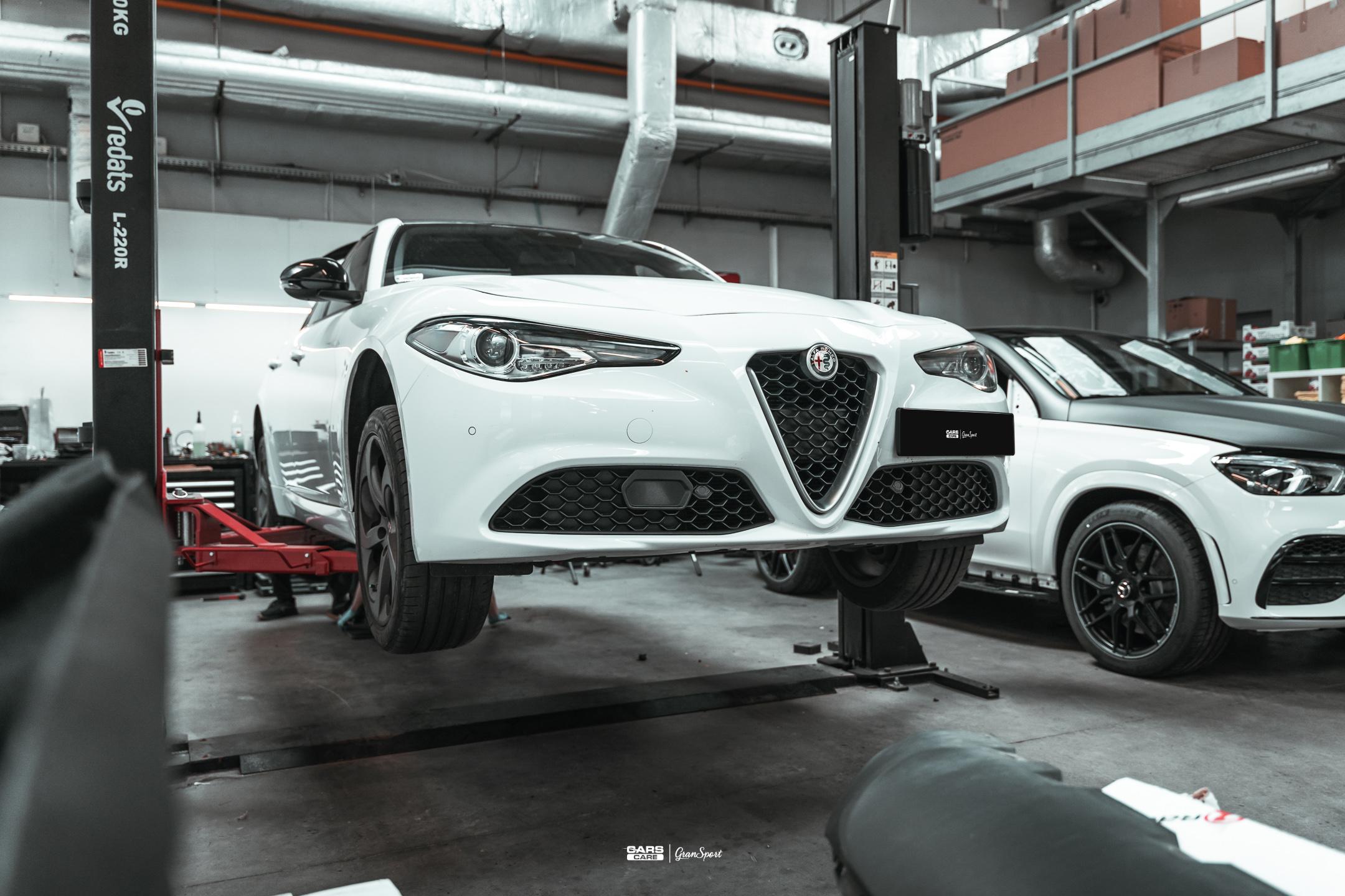 Alfa Romeo Giulia Ragazzon