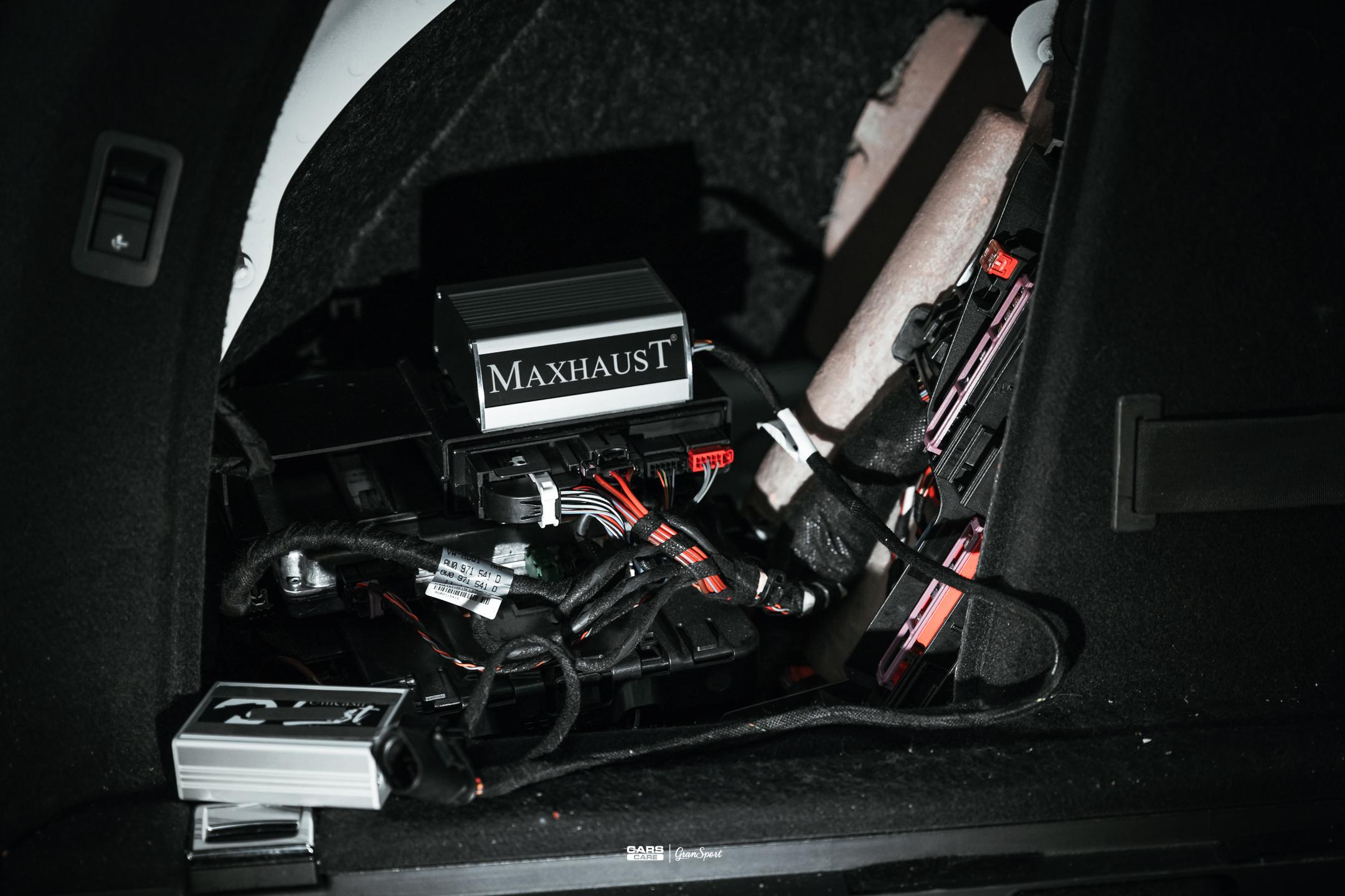 Audi A4 Maxhaust