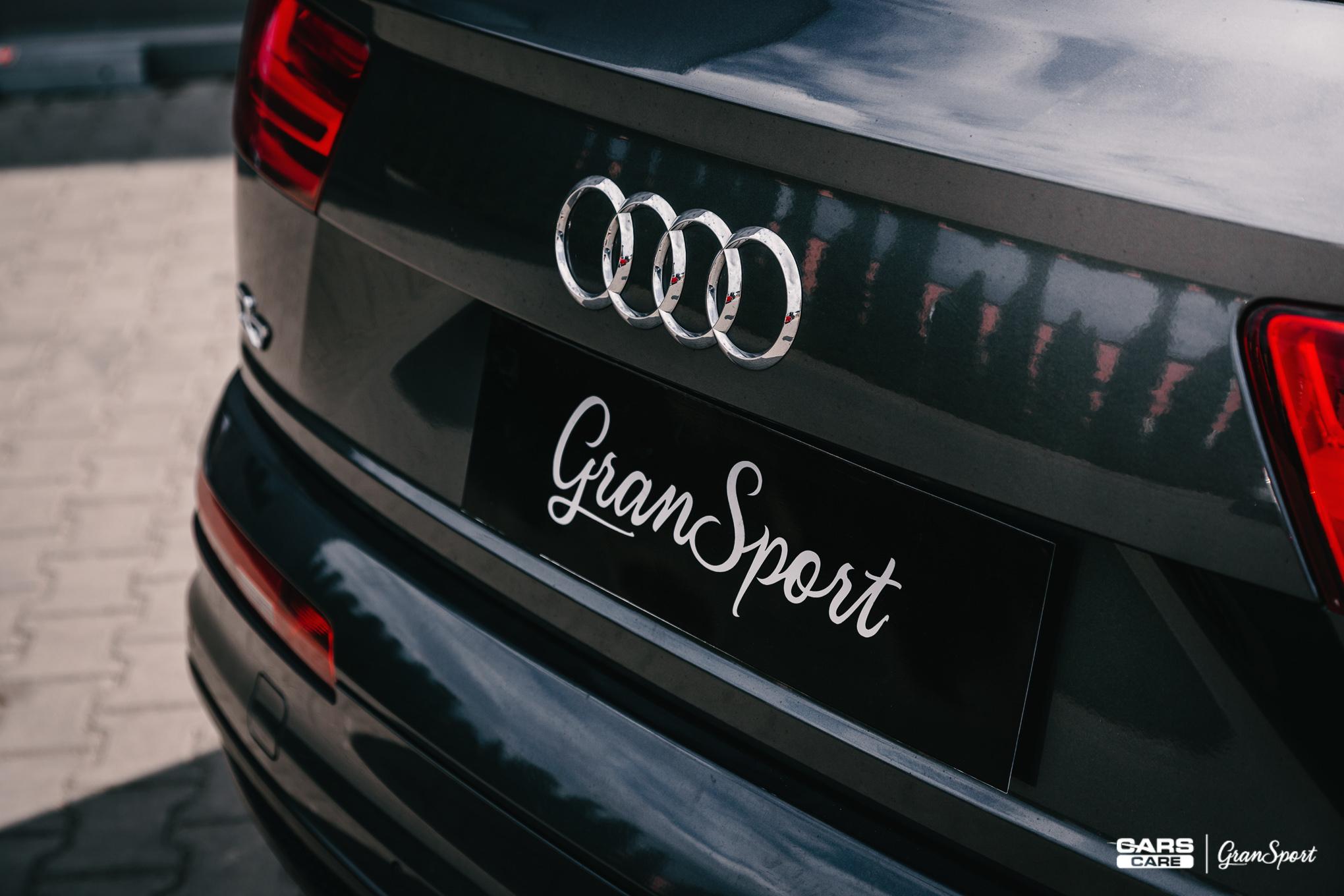 Audi Q7 Maxhaust