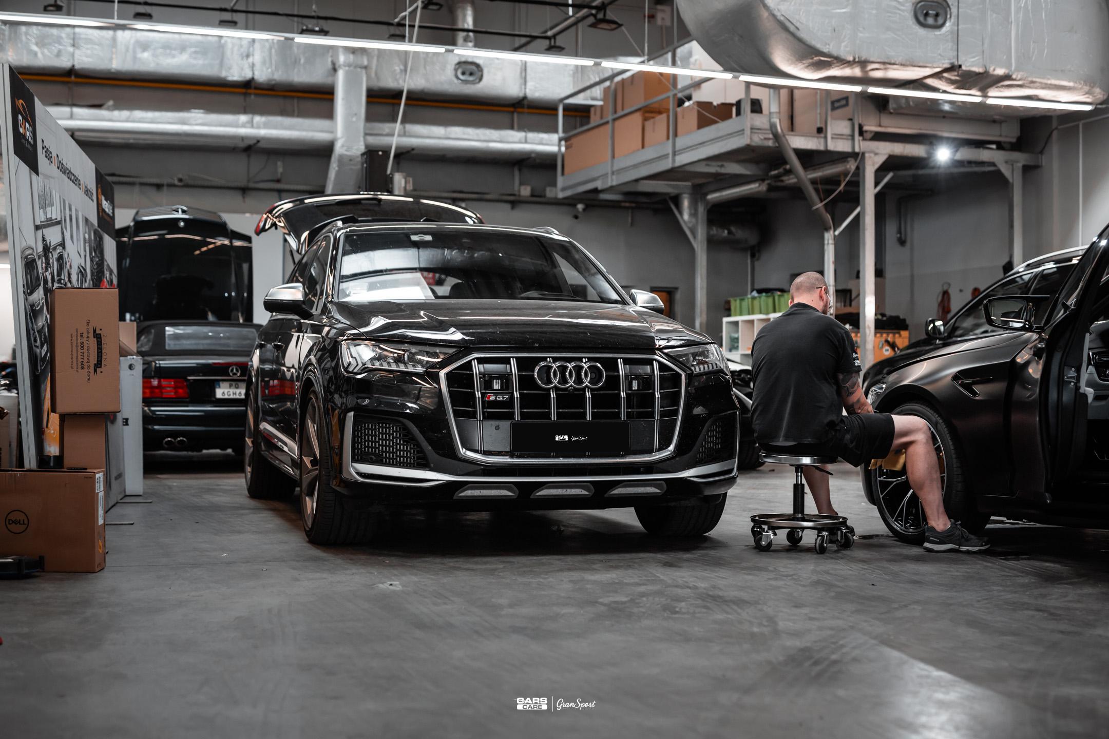 Audi SQ7 Maxhaust