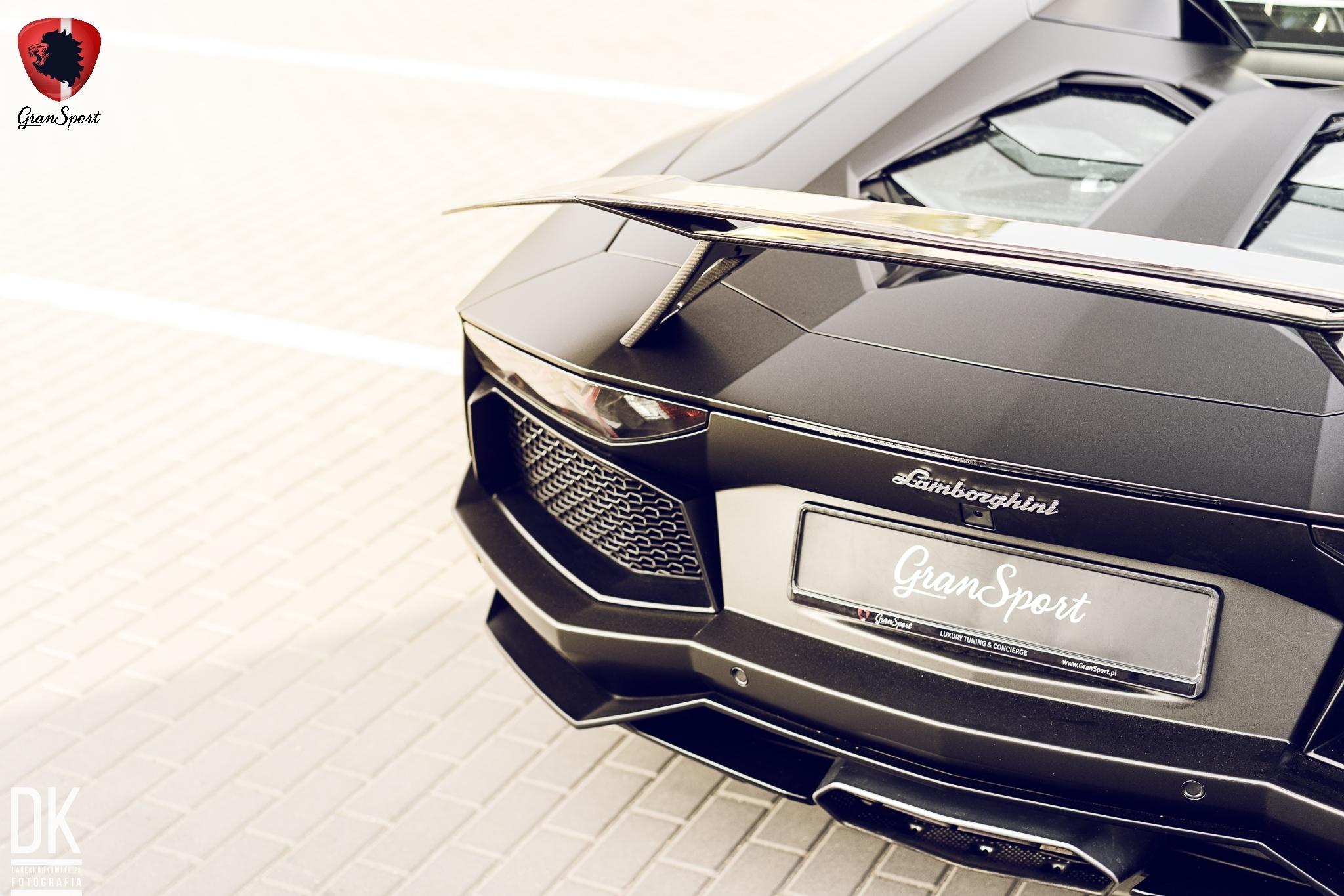 Lamborghini Aventador Roadster Novitec