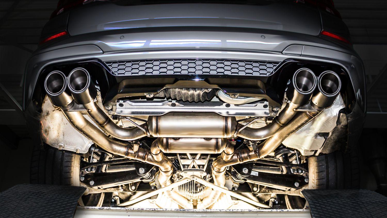 BMW X3 X4 Remus
