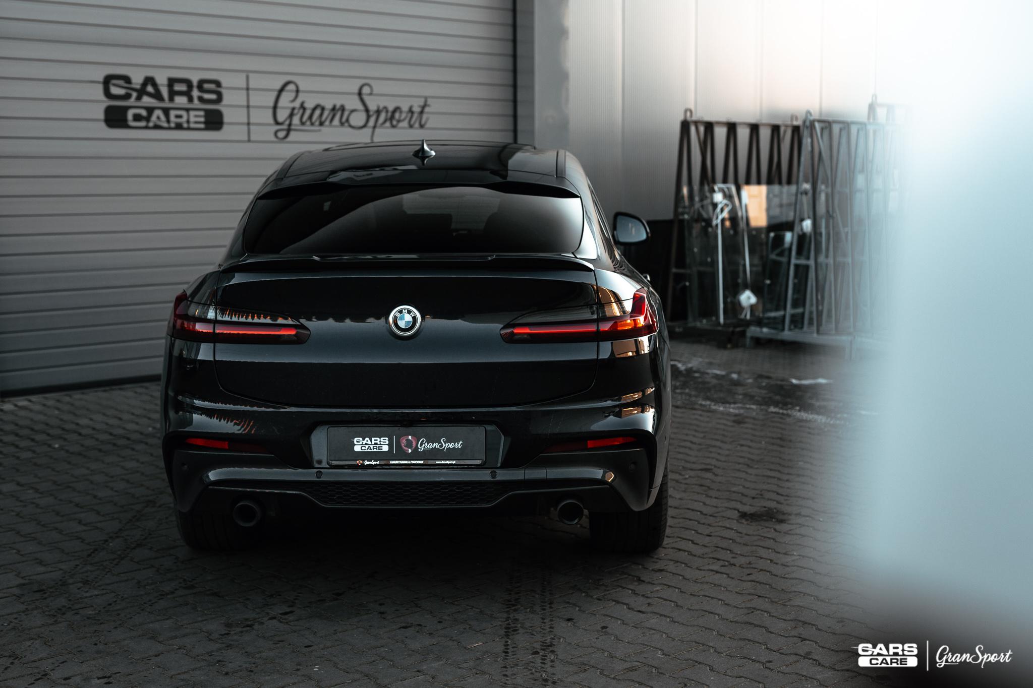 BMW X4 Maxhaust