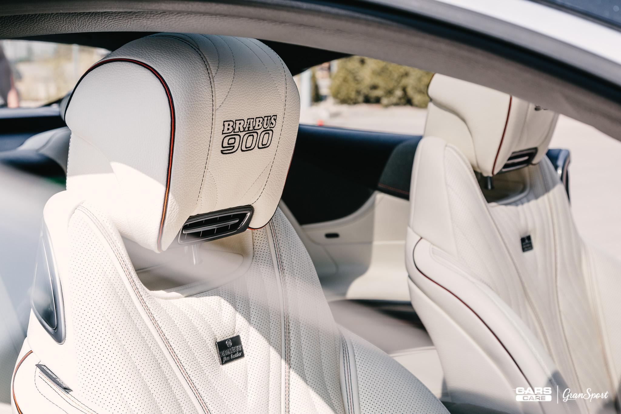 Brabus 900 Coupe