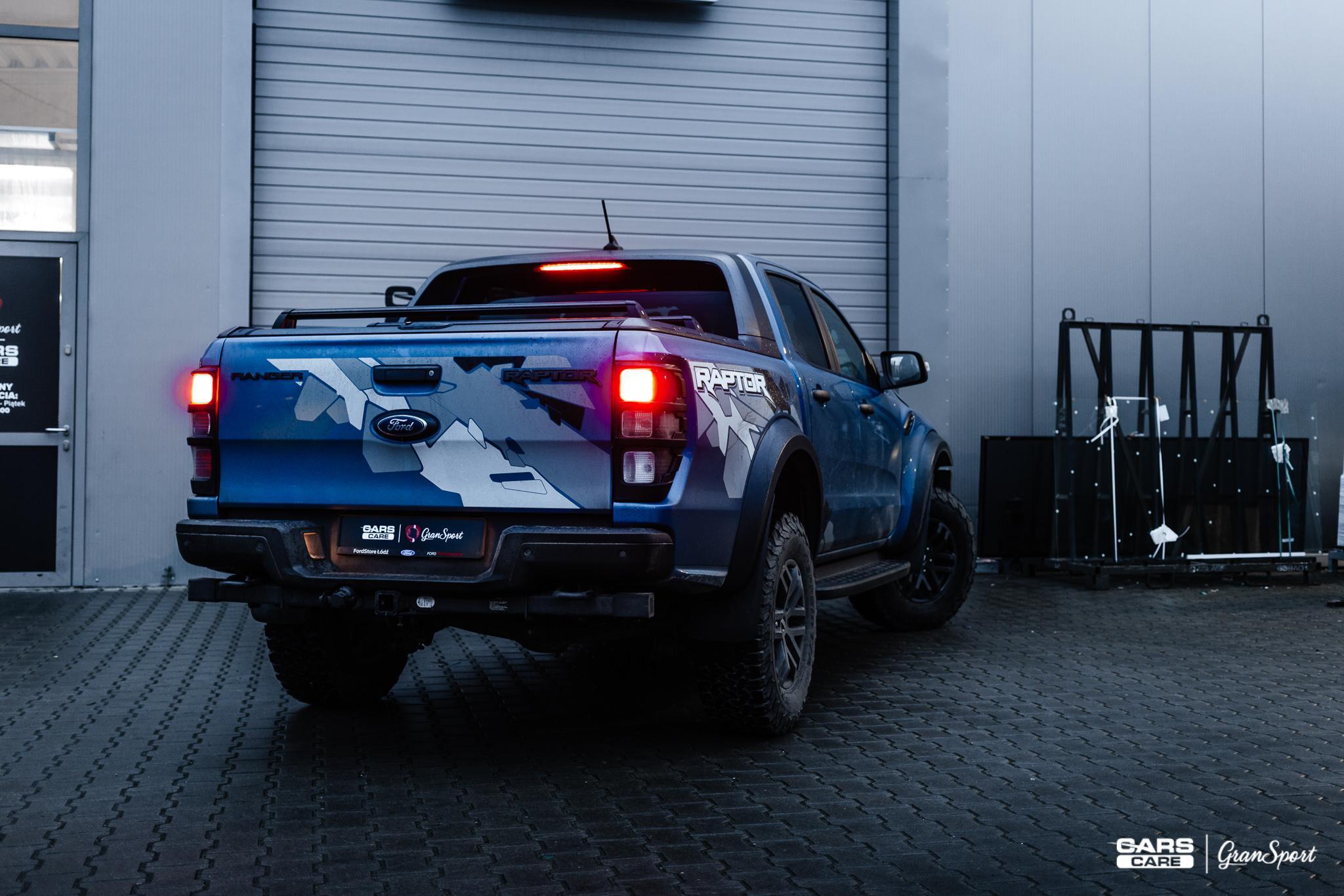 Ford Ranger Maxhaust