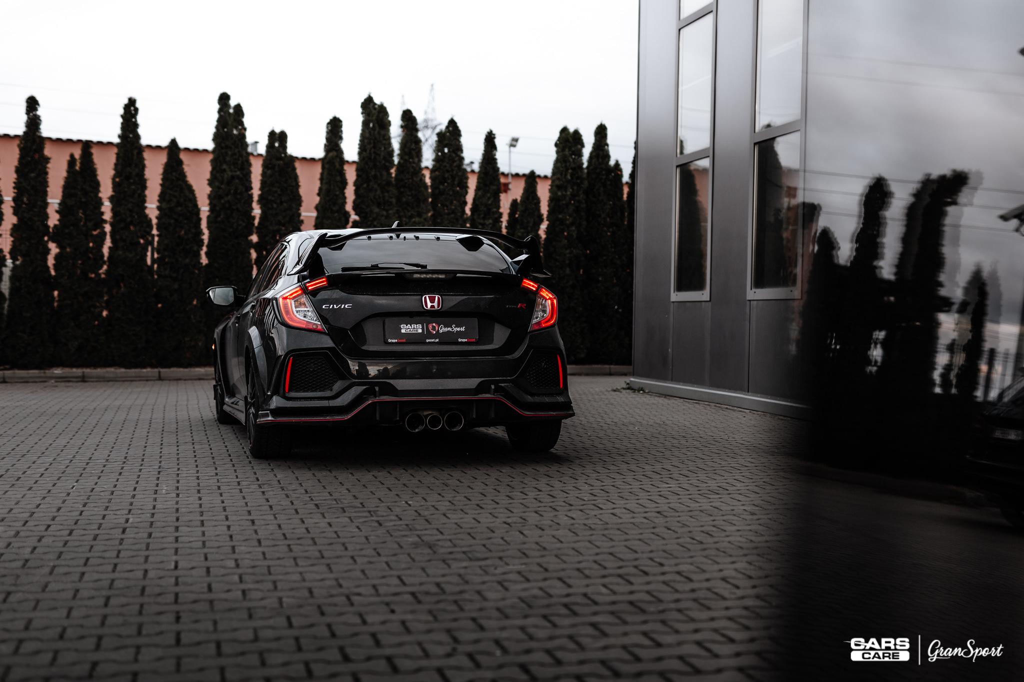 Honda Civic Type-R FK8 Maxhaust