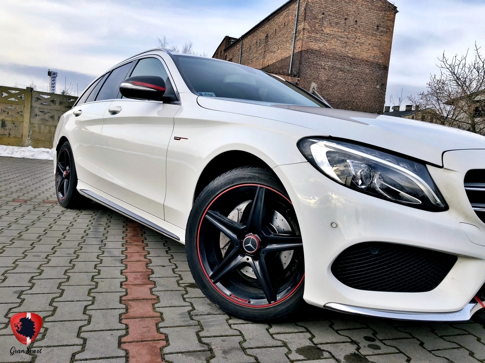 Mercedes Klasy C Carbon