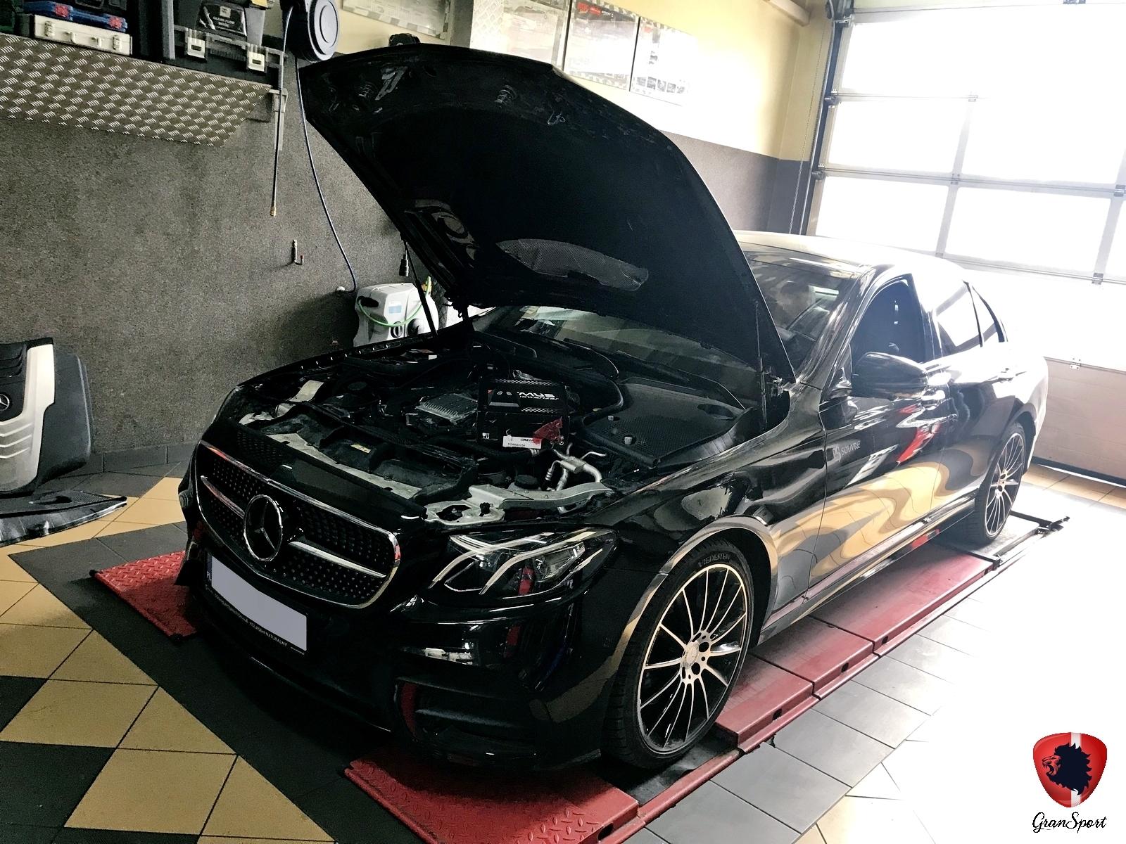 Mercedes E350d W213 Remus