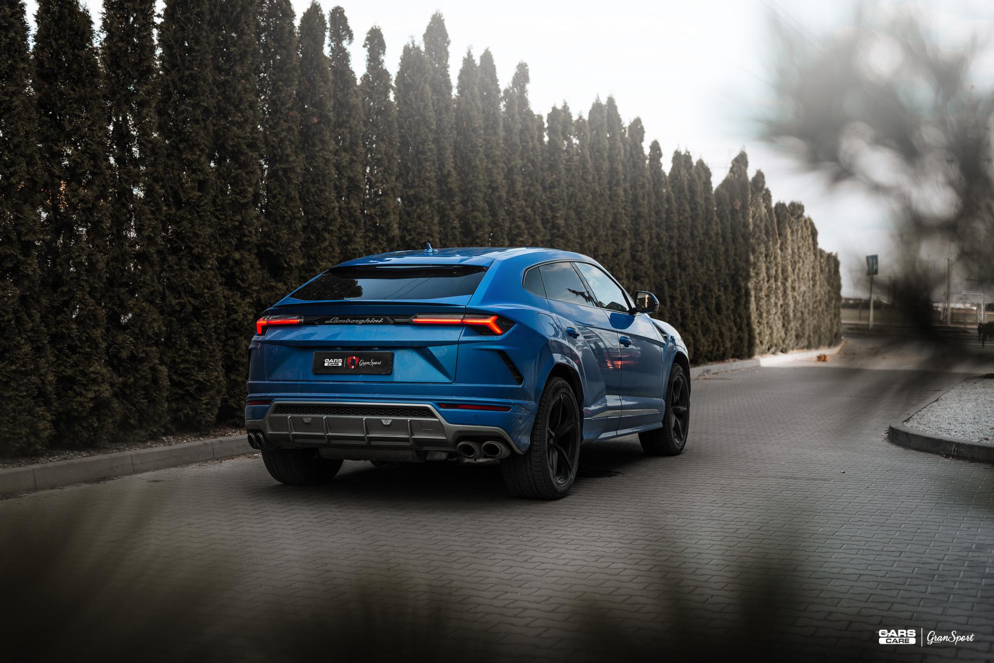 Lamborghini Urus Novitec